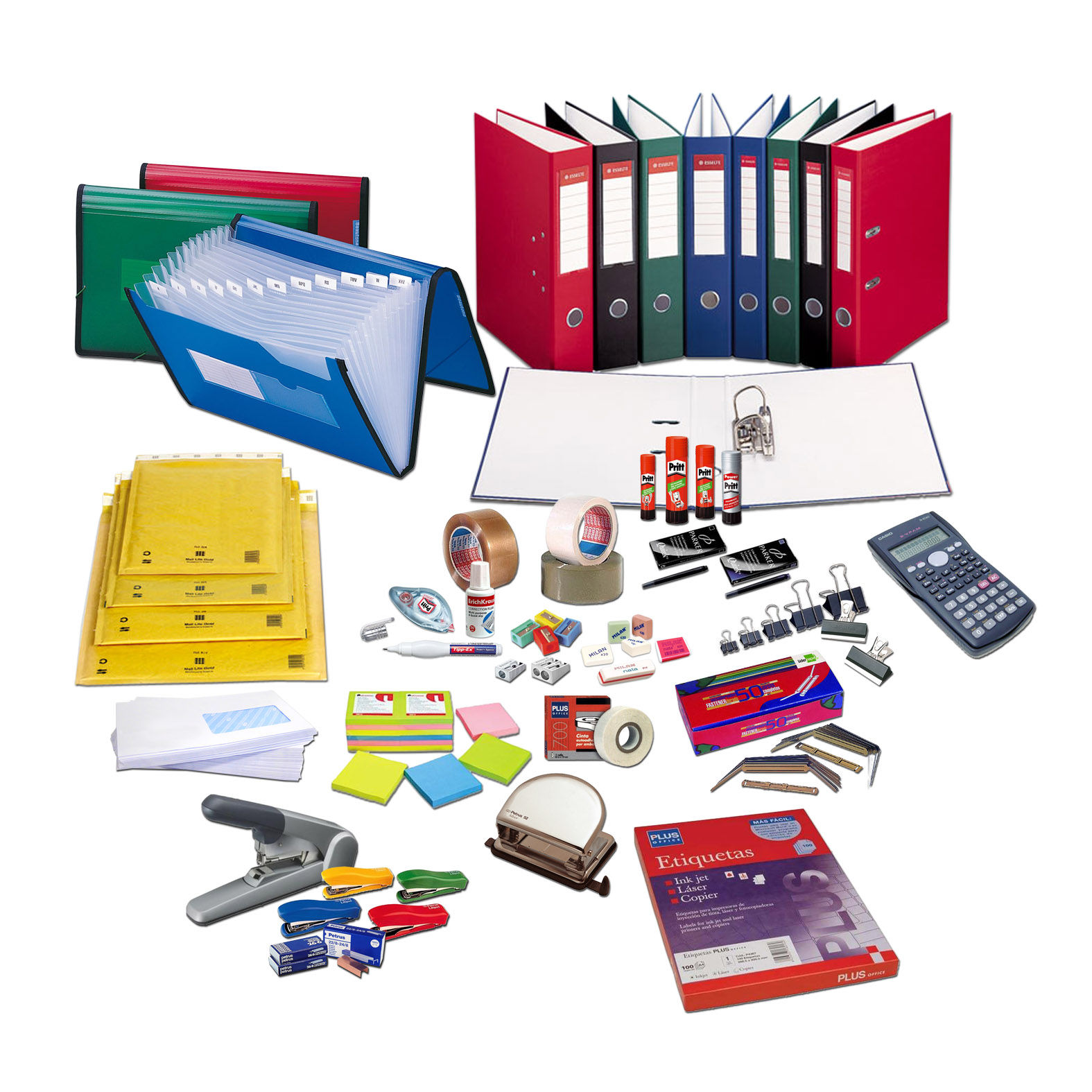 5 consejos para administrar los productos de hipermaterial for Accesorios de oficina